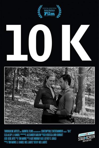 Caratula, cartel, poster o portada de 10 K
