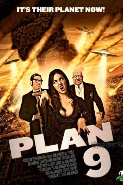 Caratula, cartel, poster o portada de Plan 9