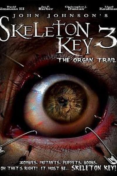 Caratula, cartel, poster o portada de Skeleton Key 3: The Organ Trail