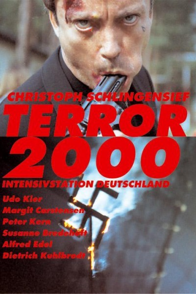 Caratula, cartel, poster o portada de Terror 2000 - Intensivstation Deutschland