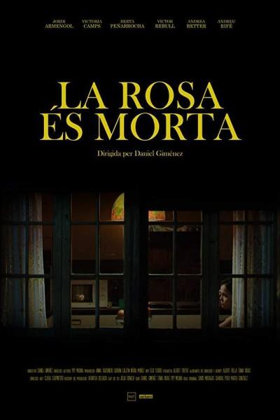 Caratula, cartel, poster o portada de La Rosa és morta
