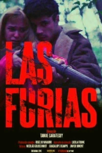 Caratula, cartel, poster o portada de Las furias