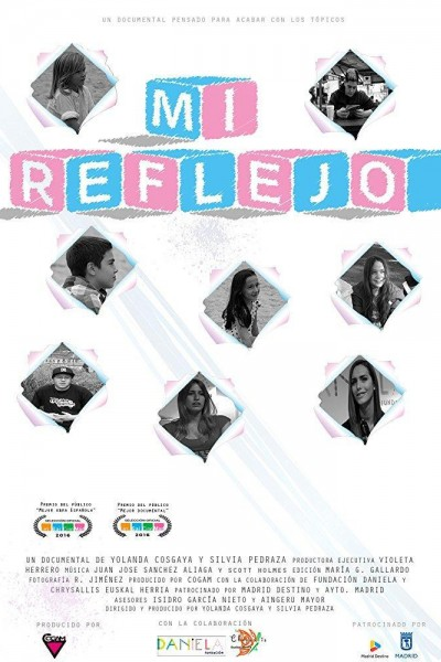 Caratula, cartel, poster o portada de Mi Reflejo