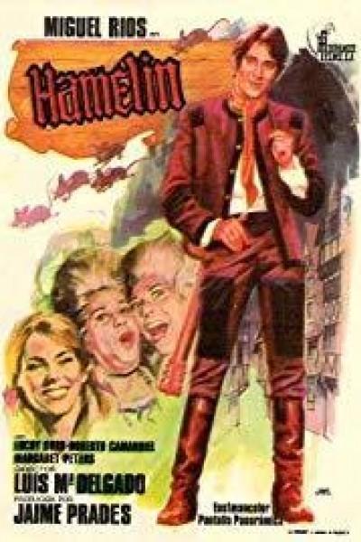 Caratula, cartel, poster o portada de Hamelín
