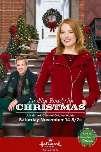 Caratula, cartel, poster o portada de No estoy preparada para la Navidad