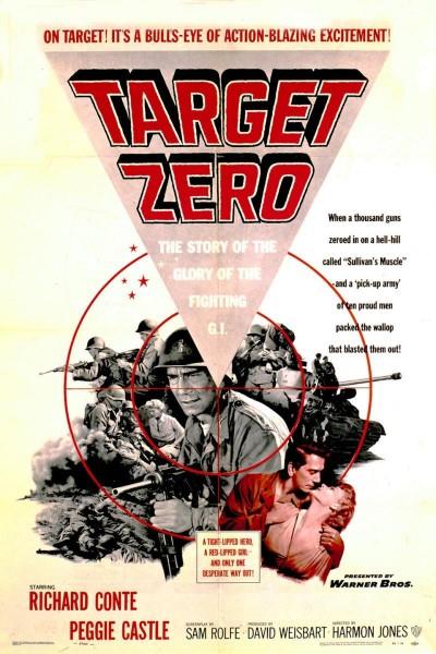 Caratula, cartel, poster o portada de Target Zero