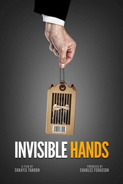 Caratula, cartel, poster o portada de Invisible Hands