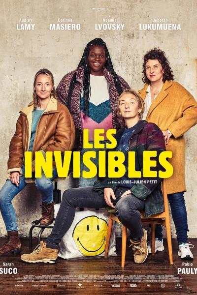 Caratula, cartel, poster o portada de Les invisibles