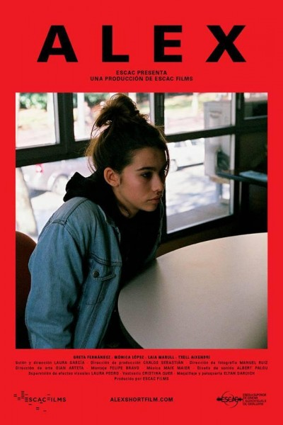 Caratula, cartel, poster o portada de Alex