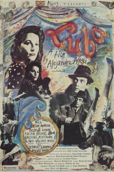 Caratula, cartel, poster o portada de Luba
