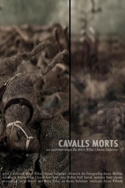 Caratula, cartel, poster o portada de Cavalls morts