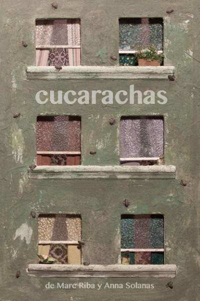 Caratula, cartel, poster o portada de Cucarachas
