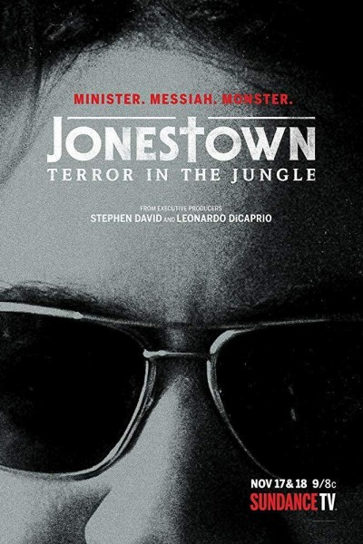 Caratula, cartel, poster o portada de Jonestown: Terror in the Jungle