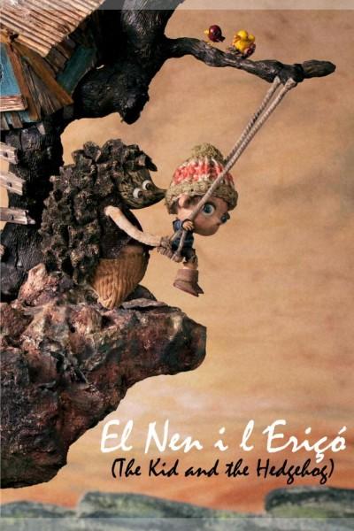 Caratula, cartel, poster o portada de El niño y el erizo