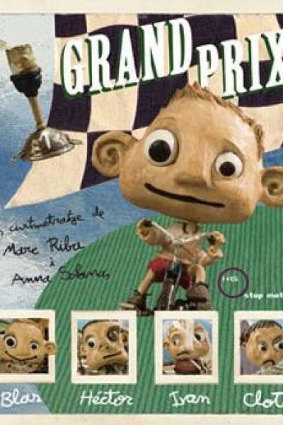 Caratula, cartel, poster o portada de Grand Prix