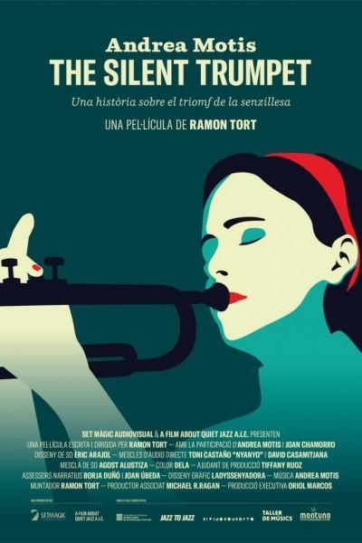 Caratula, cartel, poster o portada de Andrea Motis, la trompeta silenciosa