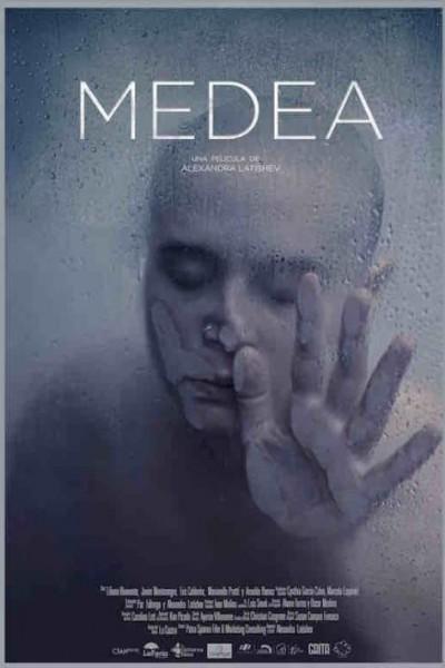 Caratula, cartel, poster o portada de Medea