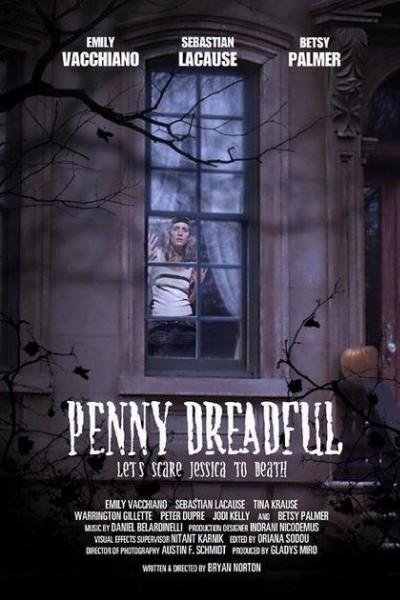 Caratula, cartel, poster o portada de Penny Dreadful