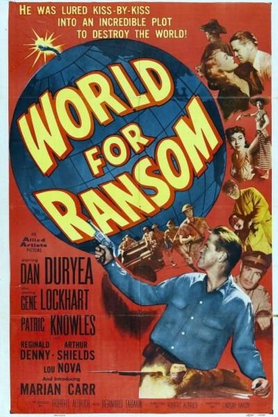 Caratula, cartel, poster o portada de World for Ransom