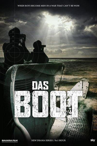 Caratula, cartel, poster o portada de Das Boot (El submarino)