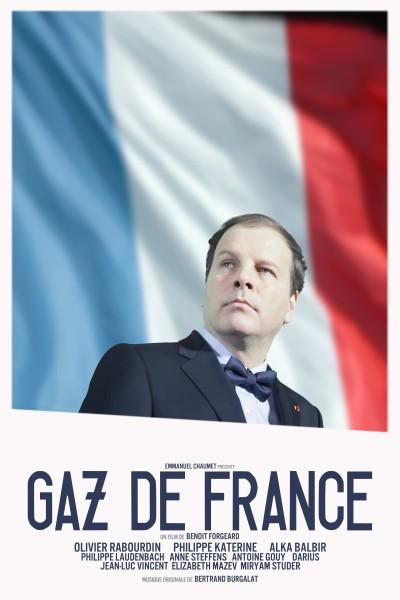 Caratula, cartel, poster o portada de Gaz de France