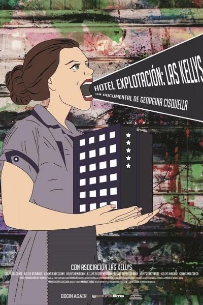 Caratula, cartel, poster o portada de Hotel Explotación: Las Kellys