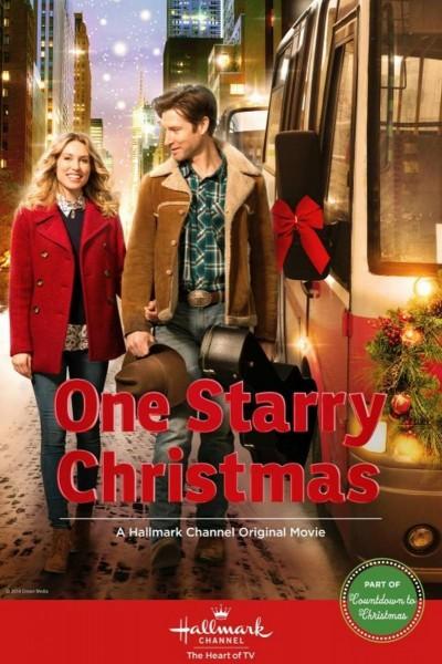 Caratula, cartel, poster o portada de Navidad bajo las estrellas