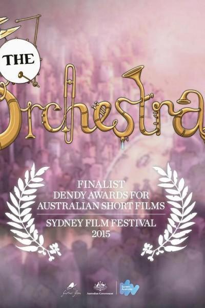 Caratula, cartel, poster o portada de The Orchestra