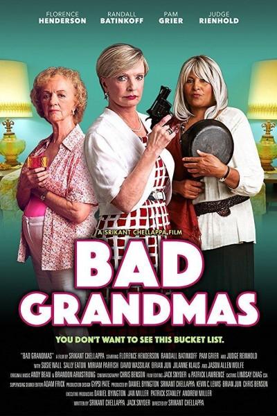 Caratula, cartel, poster o portada de Bad Grandmas