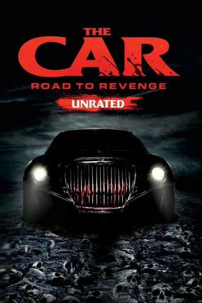 Caratula, cartel, poster o portada de The Car: Road to Revenge
