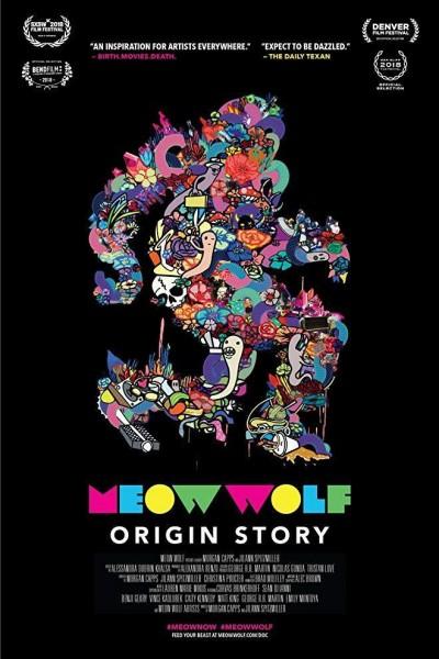 Caratula, cartel, poster o portada de Meow Wolf: Origin Story