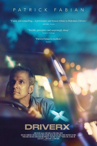 Caratula, cartel, poster o portada de DriverX