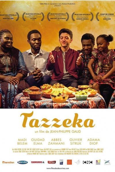Caratula, cartel, poster o portada de Tazzeka