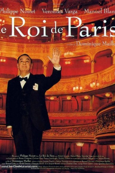 Caratula, cartel, poster o portada de Le roi de Paris