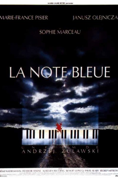 Caratula, cartel, poster o portada de La nota azul
