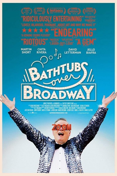 Caratula, cartel, poster o portada de Bathtubs Over Broadway