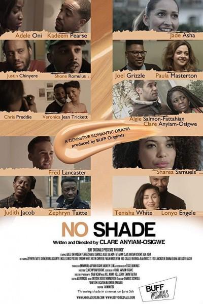 Caratula, cartel, poster o portada de No Shade