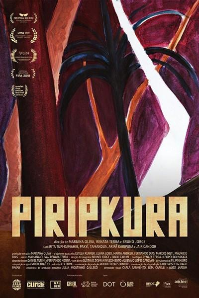Caratula, cartel, poster o portada de Piripkura