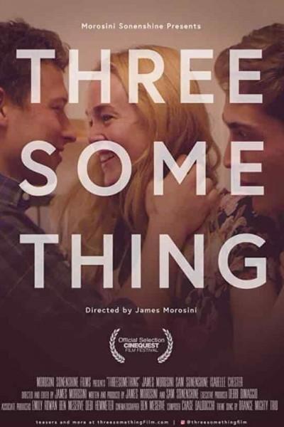 Caratula, cartel, poster o portada de Threesomething
