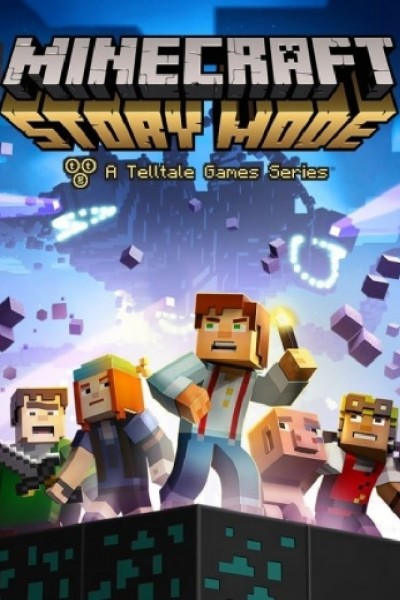 Caratula, cartel, poster o portada de Minecraft: Modo Historia