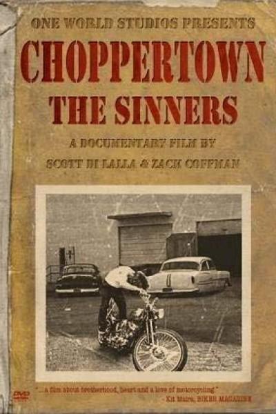 Caratula, cartel, poster o portada de Choppertown: The Sinners