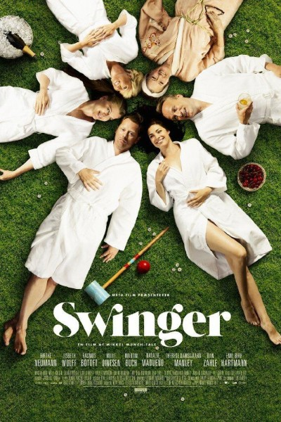 Caratula, cartel, poster o portada de Swinger