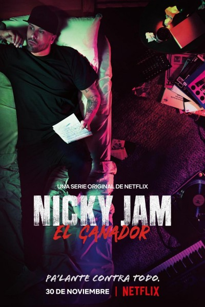 Caratula, cartel, poster o portada de Nicky Jam: El ganador