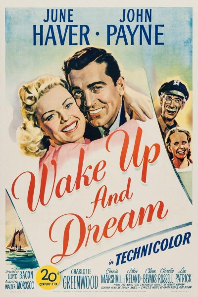 Caratula, cartel, poster o portada de Wake Up and Dream