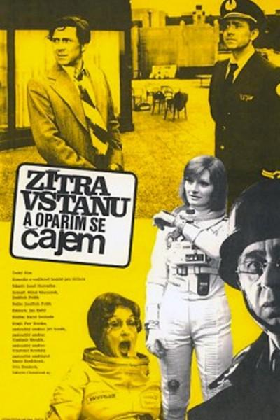 Caratula, cartel, poster o portada de Tomorrow I\'ll Wake Up and Scald Myself with Tea