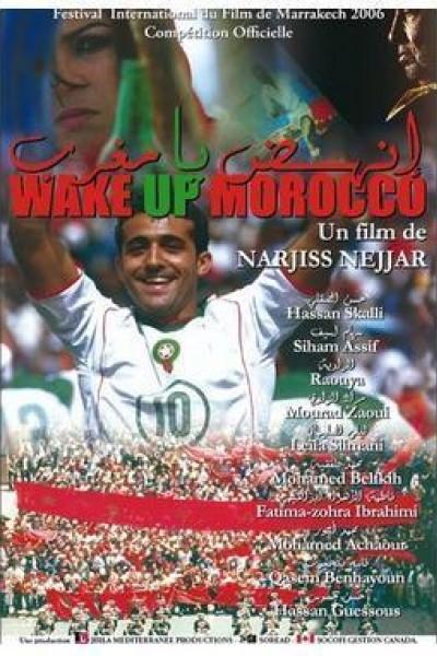 Caratula, cartel, poster o portada de Wake Up Morocco