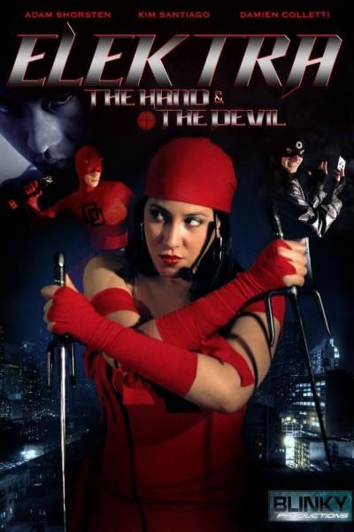 Caratula, cartel, poster o portada de Elektra: The Hand & the Devil
