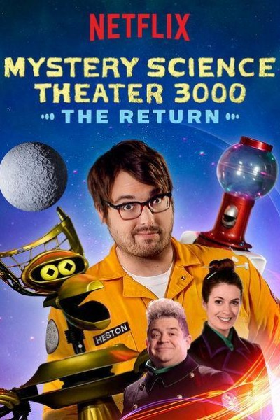 Caratula, cartel, poster o portada de Mystery Science Theater 3000: The Return
