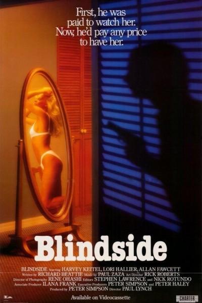 Caratula, cartel, poster o portada de Punto ciego (Blindside)