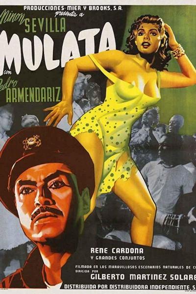 Caratula, cartel, poster o portada de Mulata